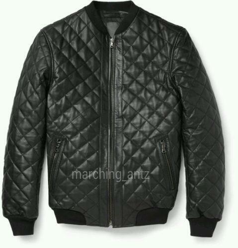Burberry Bomber Jacket Mens