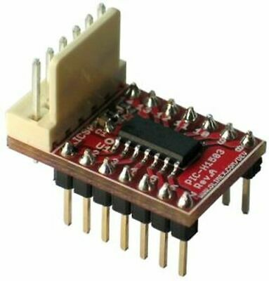 Pic16f1503 Header Board Iscp Connector 14-pin Dip 0.5 Width