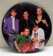 New Kids on The Block Pins