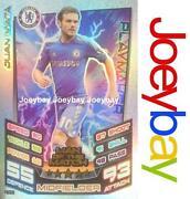 Match Attax Juan Mata