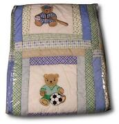 Toddler Sports Bedding