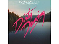 Dirty Dancing - Secret Cinema - Sat 23rd July