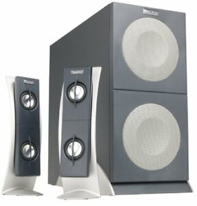 Altec Lansing 2100 - speaker system - For PC - Wired Series