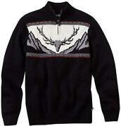 Mens Deer Sweater