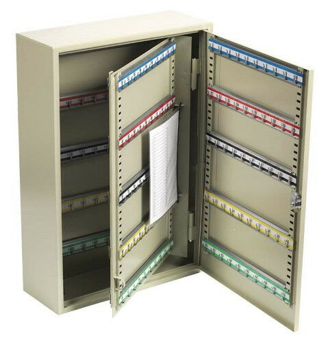 Sealey SKC200 Key Cabinet Security Box 200 Key Capacity Brand New