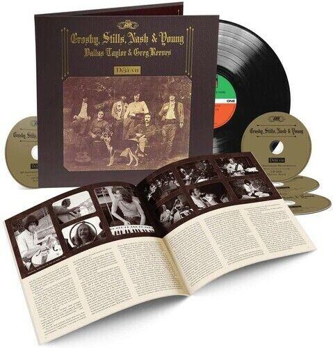 Crosby Stills Nash & - Deja Vu - 50th Anniversary [New Vinyl LP] Oversize I