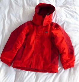 Patagonia kids ski jacket