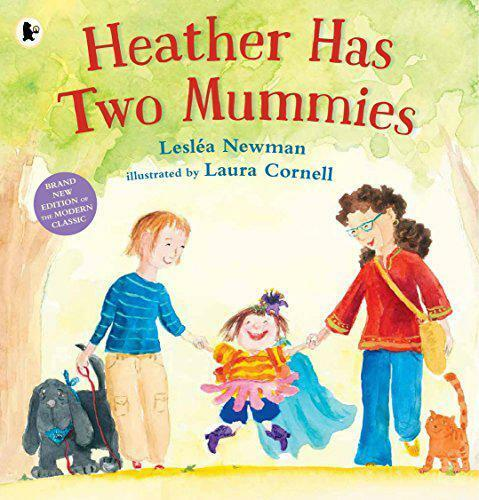 Heather Has Two Mummies by Newman, Lesléa | Paperback Book | 9781406365559 | NEW