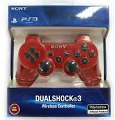 New Sony Dual Shock PS3 Wireless Controller