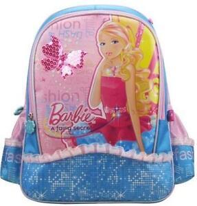 Barbie School Bags