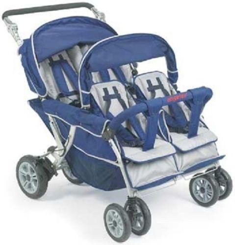 Quad Stroller Ebay