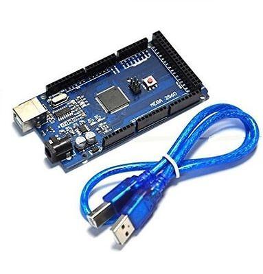 1pcs Atmega2560-16au Board Usb Cable Mega 2560 For Arduino