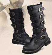 Mens Punk Boots
