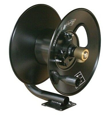 Reelcraft Ct6100hn 38 X 100ft. 5000 Psi Pressure Washing Reel Without Hose