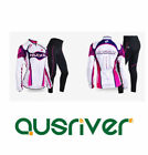 Long Sleeve Jersey & Pant Set Cycling Jersey & Pant/Short Sets