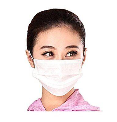 Stonges 50 Pcs Surgical Masks Disposable Earloop Procedure Mask Dust& Filter