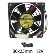 12V Fan 80mm