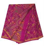 Vintage Sari Fabric