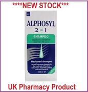 Alphosyl Shampoo