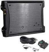 Kicker 1500 Watt Amp