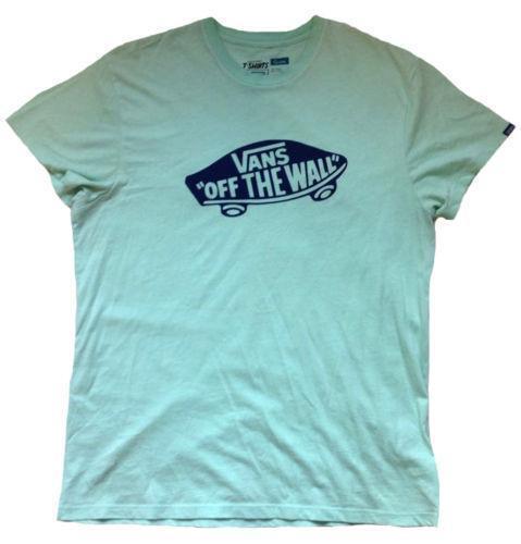 4578f5ba49 Vans Off The Wall T-shirt