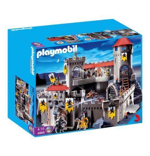 playmobil ritterburg 4865 | ebay,