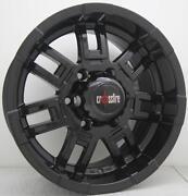 Black Hilux Rims