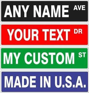 Street Sign Ebay