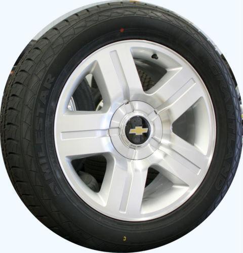 Silverado ltz rims wheels tires parts ebay for Ebay motors parts tires
