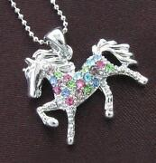 Mustang Necklace