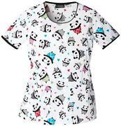 Panda Scrubs