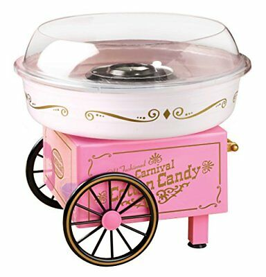 Vintage Commercial Cotton Candy Machine Maker Kid Party Carnival Sugar Free Home