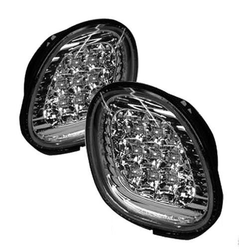 LED Lexus GS300 GS400 GS430 GS450 97-05 RHD Trunk Lights 2 pices chrome or red