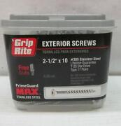 Grip Rite Screws