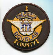 Georgia Sheriff Patches