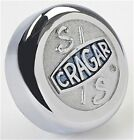 Cragar Car & Truck Wheel Center Caps with Unspecified Warranty Length