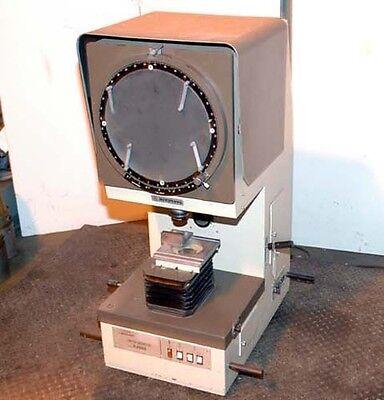 Mitutoyo 12 In Profile Projector Comparator Type Pj300 Inv.11205