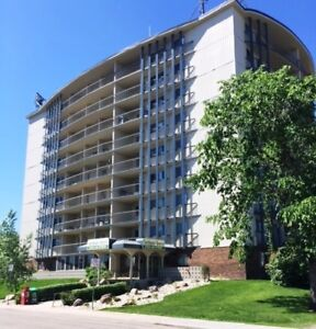 Welcome home to Northgate Towers! 1 bedroom + Den available.