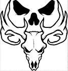 Bone Collector Sticker
