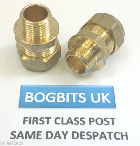15mm Copper Compression Fittings Ebay