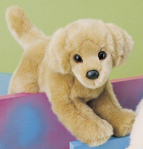 Douglas Toys Sandi Golden Retriever