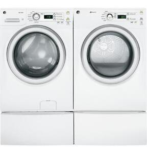 Moving! 1yr used washer and dryer must sell!