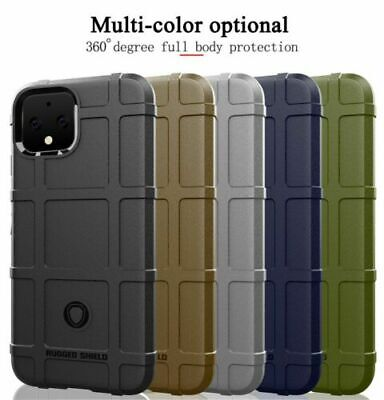 Armor Case For Google Pixel 4 XL Pixel 3 3A XL Military Protect Rugged Shield