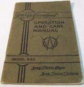 Willys Jeep Manual