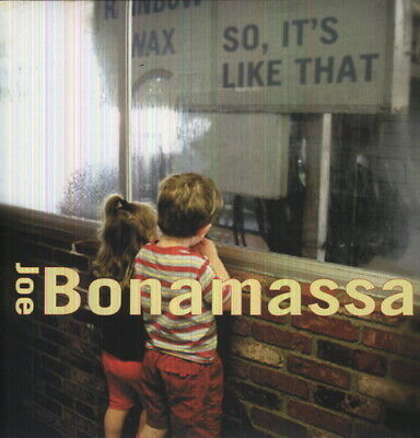 Joe Bonamassa - So It's Like That [New Vinyl LP]