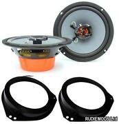 Corsa B Speakers