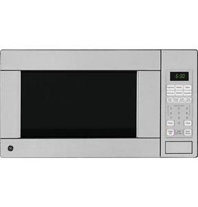 GE Stainless Stee 1.1 CU. FT. CAPACITY COUNTERTOP MICROWAVE OVEN