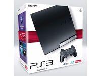 Playstation3 120GB Slim Boxed