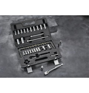 "MAXIMUM 53 PIECE MECHANICS TOOL SET 3/8"" DRIVE (BRAND NEW)"