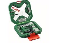 Bosch 2607010608 X-Line Classic Drill and Screwdriver Bit Set, 34 Pieces - Brand New